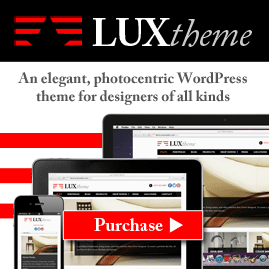 Purchase the Lux Theme